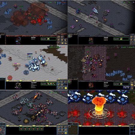 HTML5-версия StarCraft