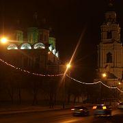 Зимняя Астрахань