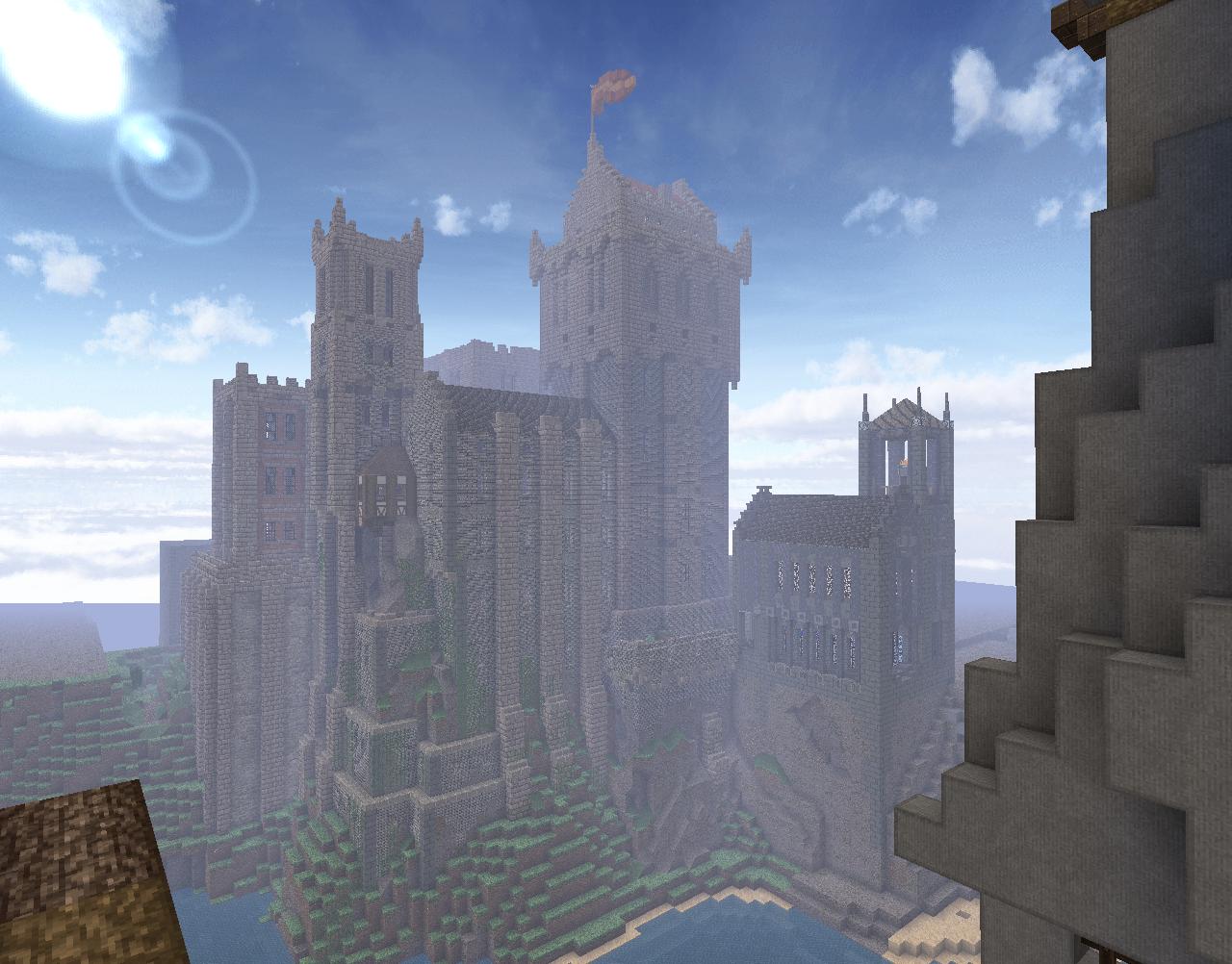 Minecraft Castle Tower | www.pixshark.com - Images ...