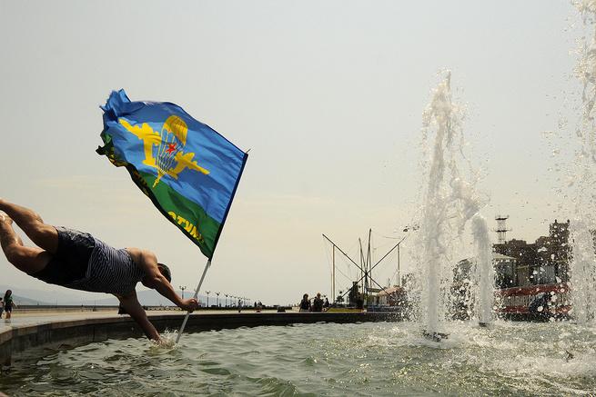 2-го августа в Новосибирске отключили фонтаны для замены фильтров